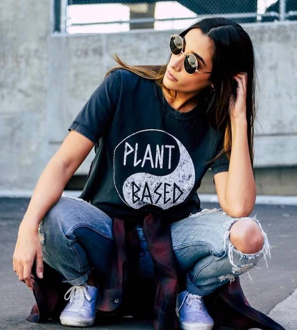 Vegan Apparel Designer Combines Fashion and Activism to Find Her Voice