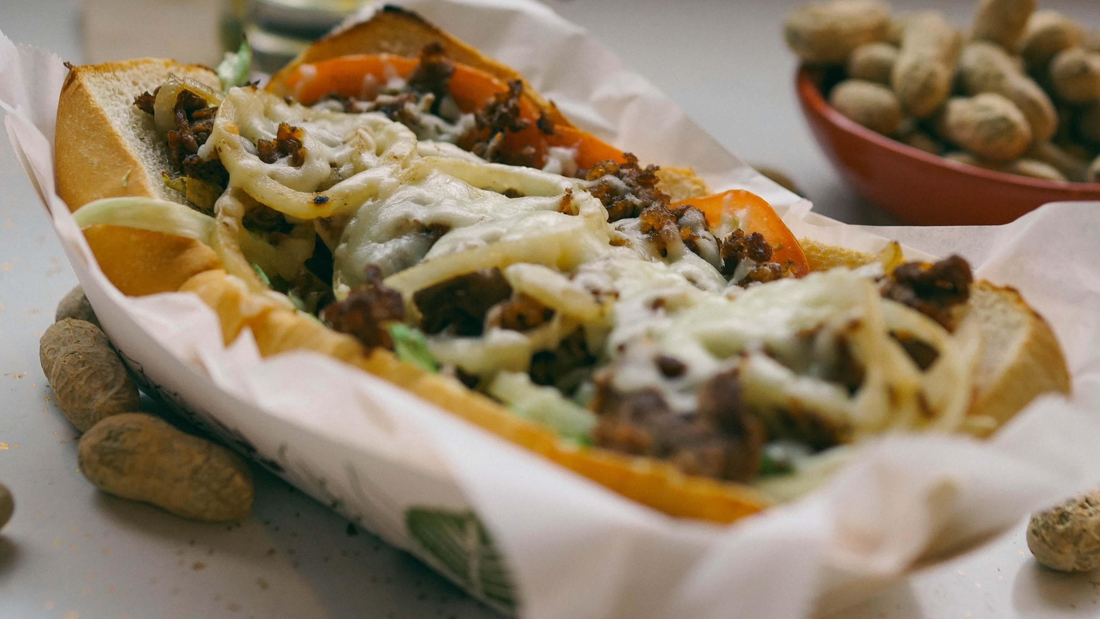 Vegan Coney Island Restaurant, Chili Mustard Onions, Opens in Detroit