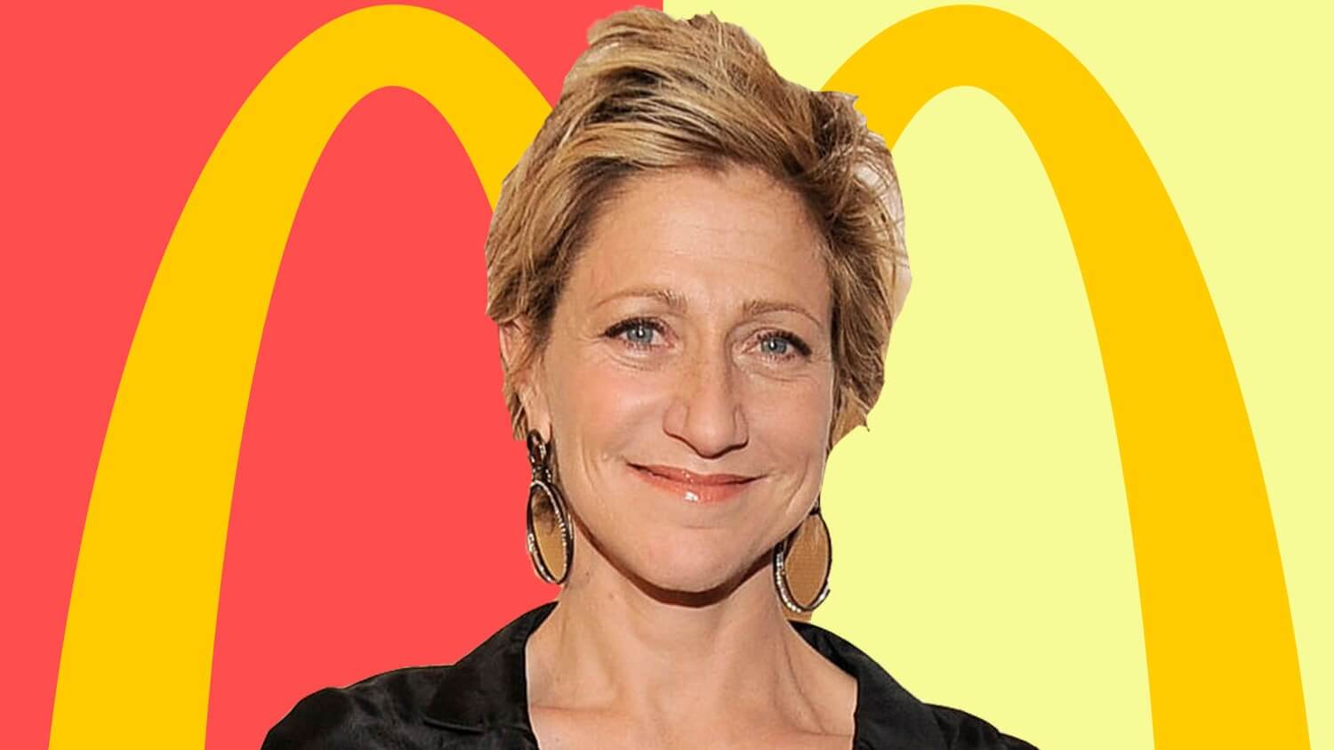 Sopranos Star Edie Falco Tells McDonald's to Treat Animals Better and Add Vegan Options