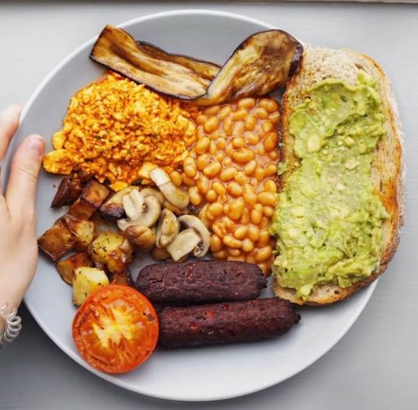 Travelodge Adds Vegan Menu Items to 180 UK On-Site Bar Café Restaurants