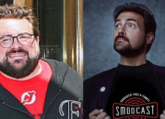 Kevin Smith Credits Vegan Diet for Dramatic Weight Loss in His #10YearChallenge Pic