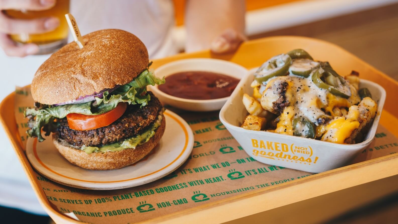 Vegan Fast Food Chain Next Level Burger Expands to Whole Foods Market in San Francisco