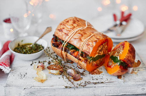 tesco vegan christmas