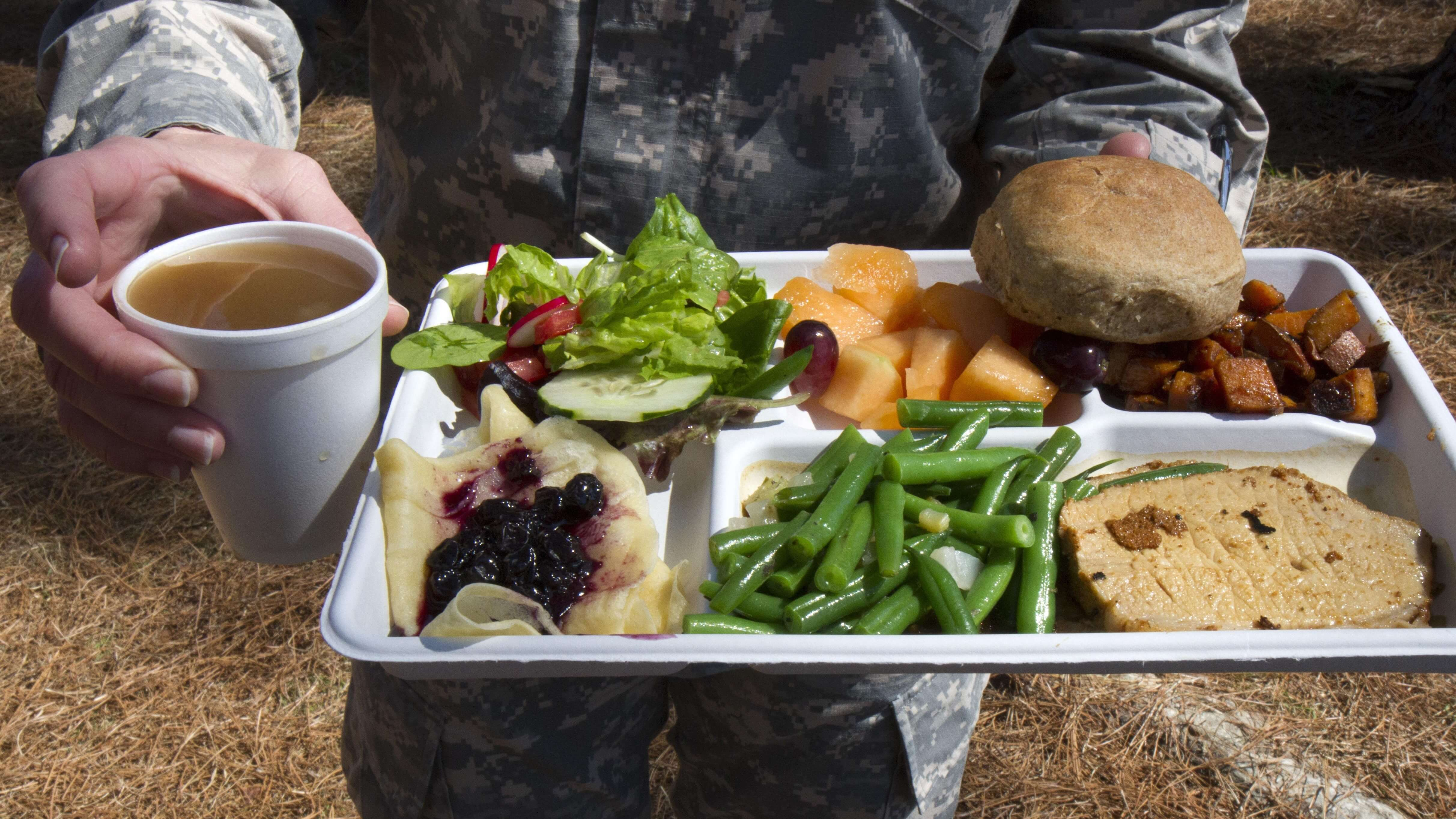 Finland's Army Serves Soldiers Quorn's Plant-Based Meat to Save the Planet