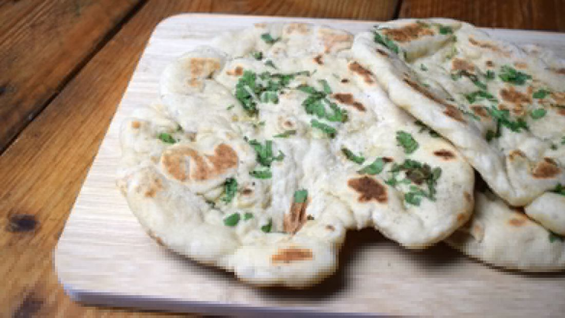 Pillowy-Soft Vegan Indian Naan Bread Recipe
