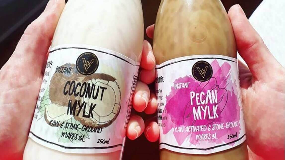 New Zealand's Vigour and Vitality Plant Mylk Has 'Cracked' The Vegan Milk Code With Stone-Ground Concentrates