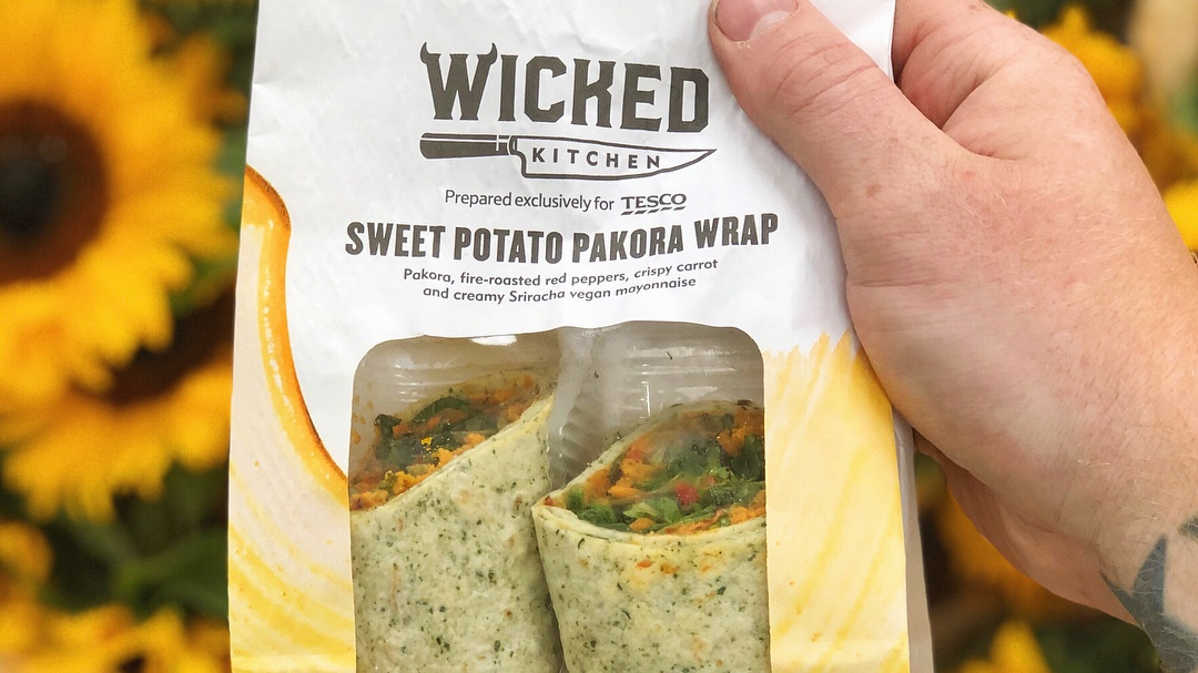 UK Supermarket Chain Tesco Sold 4 Million Vegan Wicked Kitchen Meals Since January