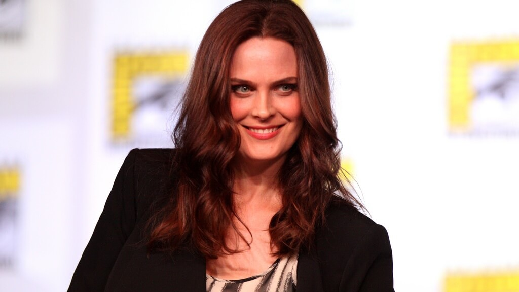 Emily Deschanel's 6-Year-Old Vegan Son Loves All the Animals