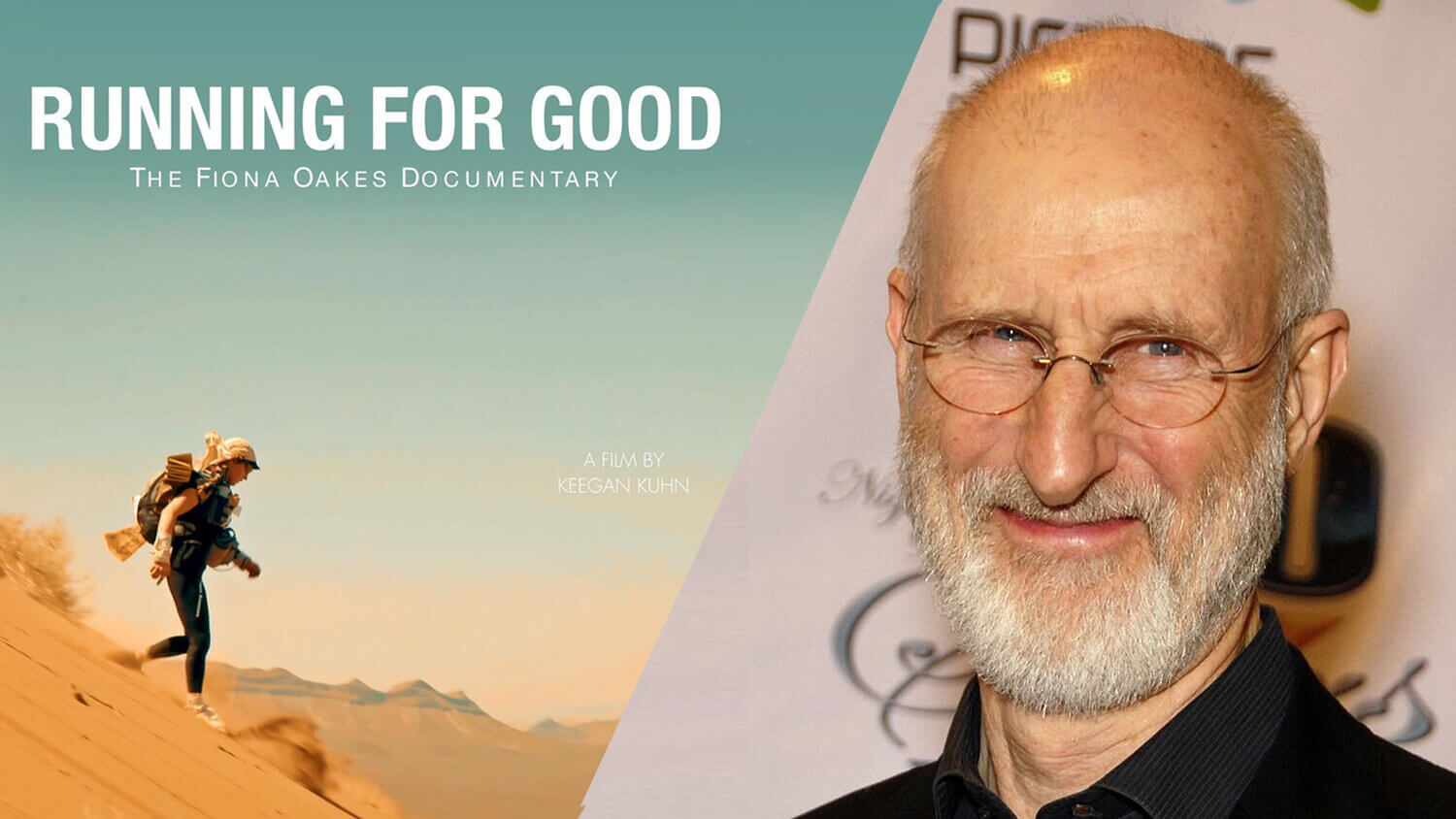 'Babe' Actor James Cromwell Announced as Producer of New Documentary 'Running for Good'