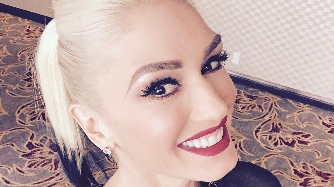 Gwen Stefani Stays in Top Shape With Mostly-Vegan Diet