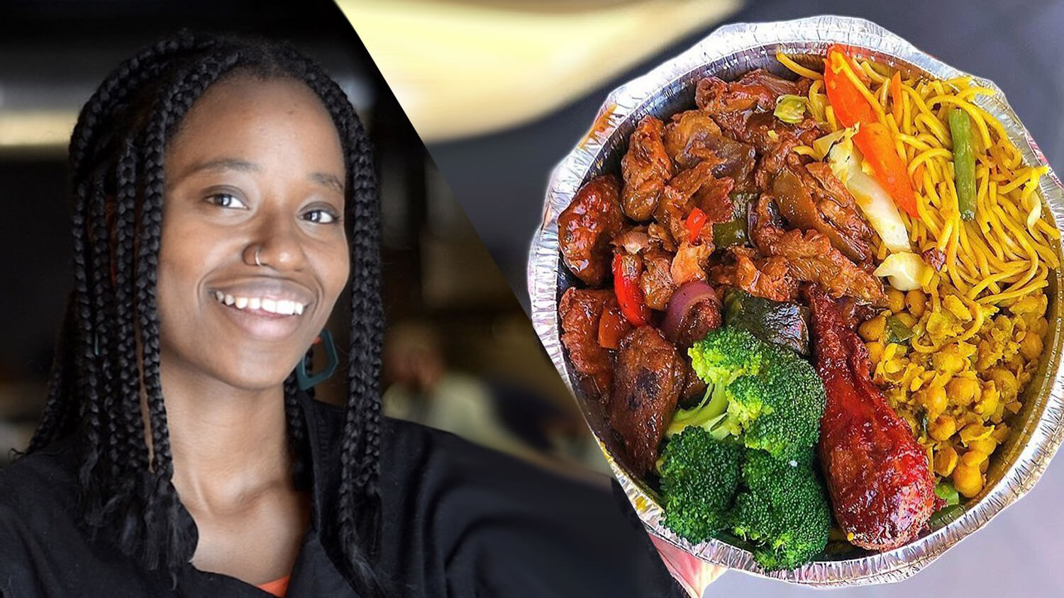 Musician Denai Moore Helps London Jamaican Restaurant Buster Mantis Go Vegan