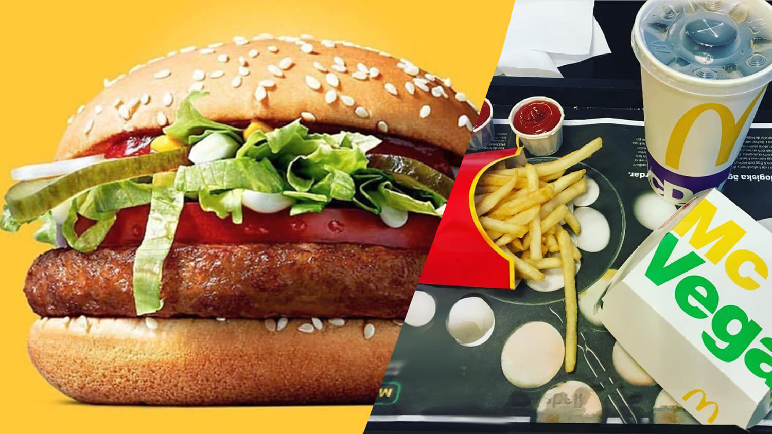 Why Everyone Wants to Try McDonald's McVegan Burger