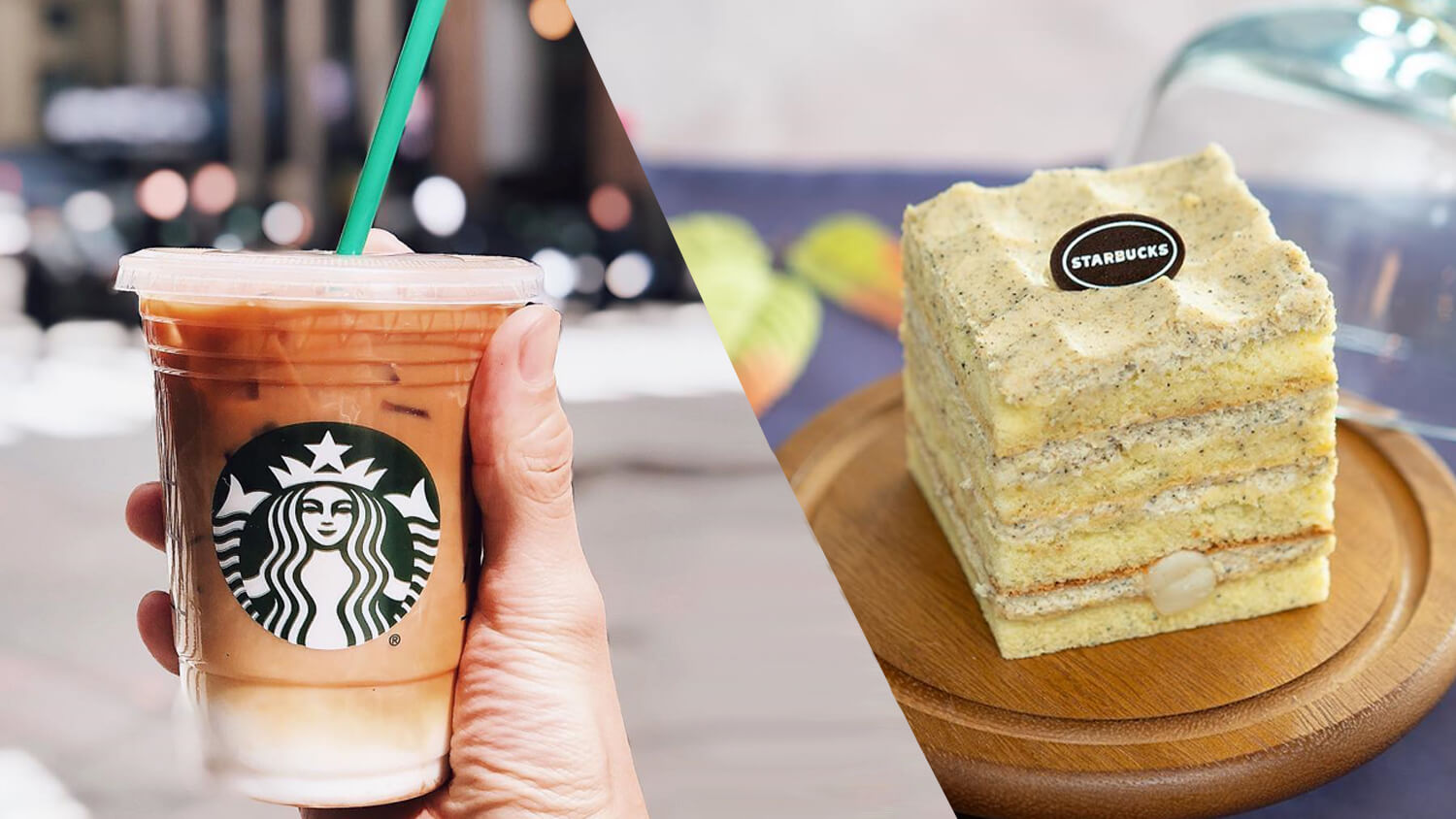 Vegan Cake Launches in Starbucks South Korea