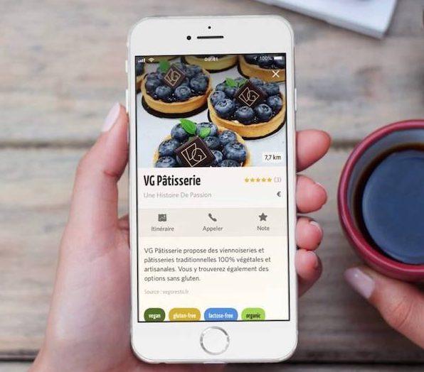 Vanilla Bean Vegan Restaurant Locator Launches in France