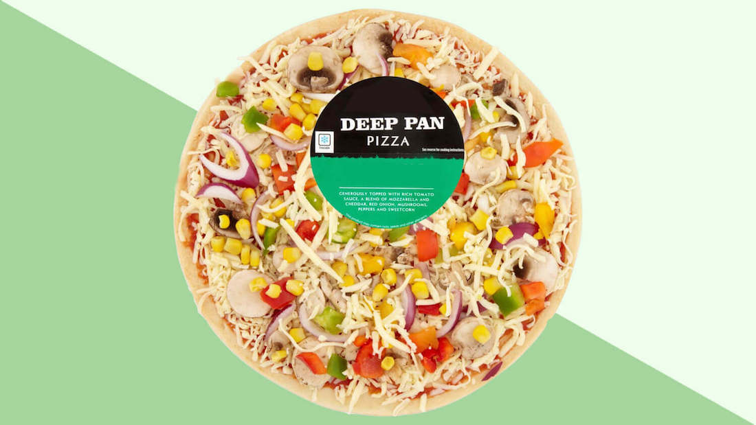 Asda To Introduce Vegan Cheese At Fresh Pizza Counters