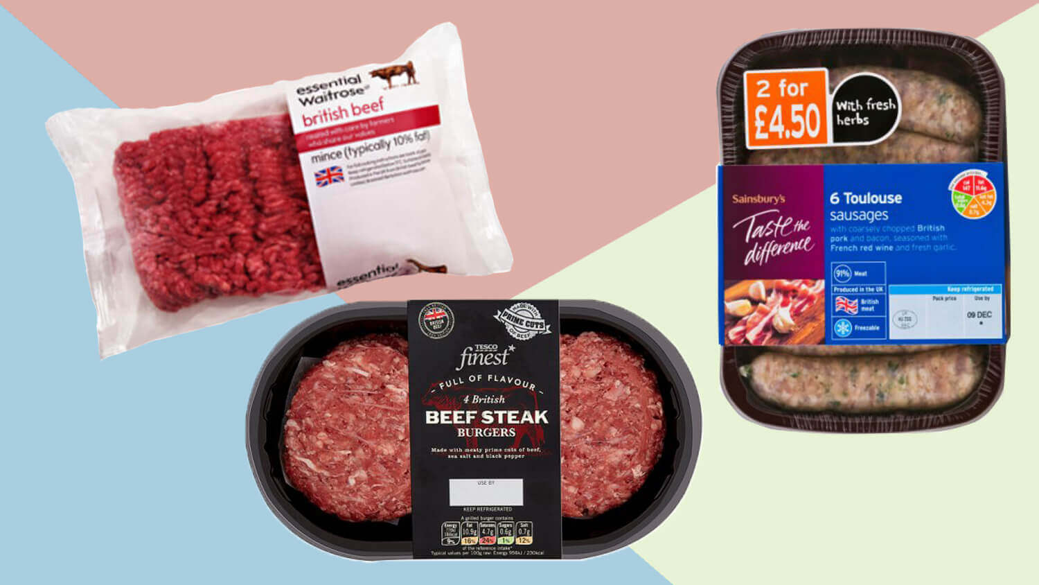 40% of Mince Sold in the UK Contains DNA From Other Animals