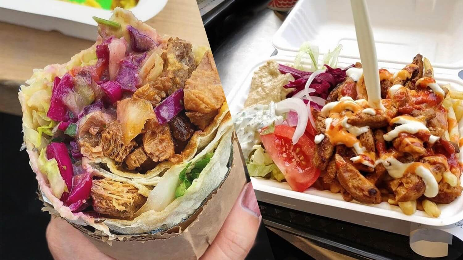 Vegan Döner Kebab Chain What the Pitta! to Open 4th UK Location