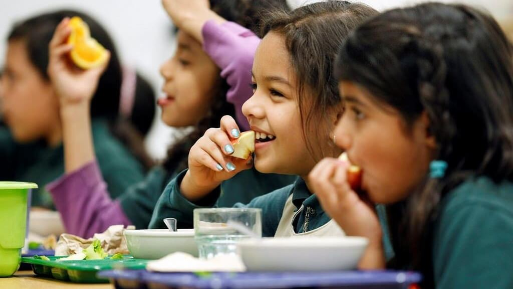 Schools Must Now Serve Meat-Free Meals At Least Once a Week in France