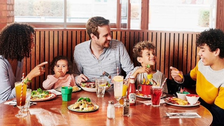 UK Italian Restaurant Chain Frankie & Benny's Expands Family-Friendly Vegan Menu