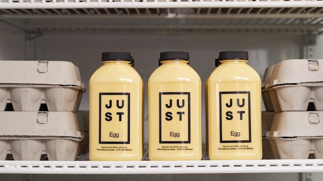 Vegan JUST Egg Outsells Liquid Whole Chicken Eggs in First Week of Launch