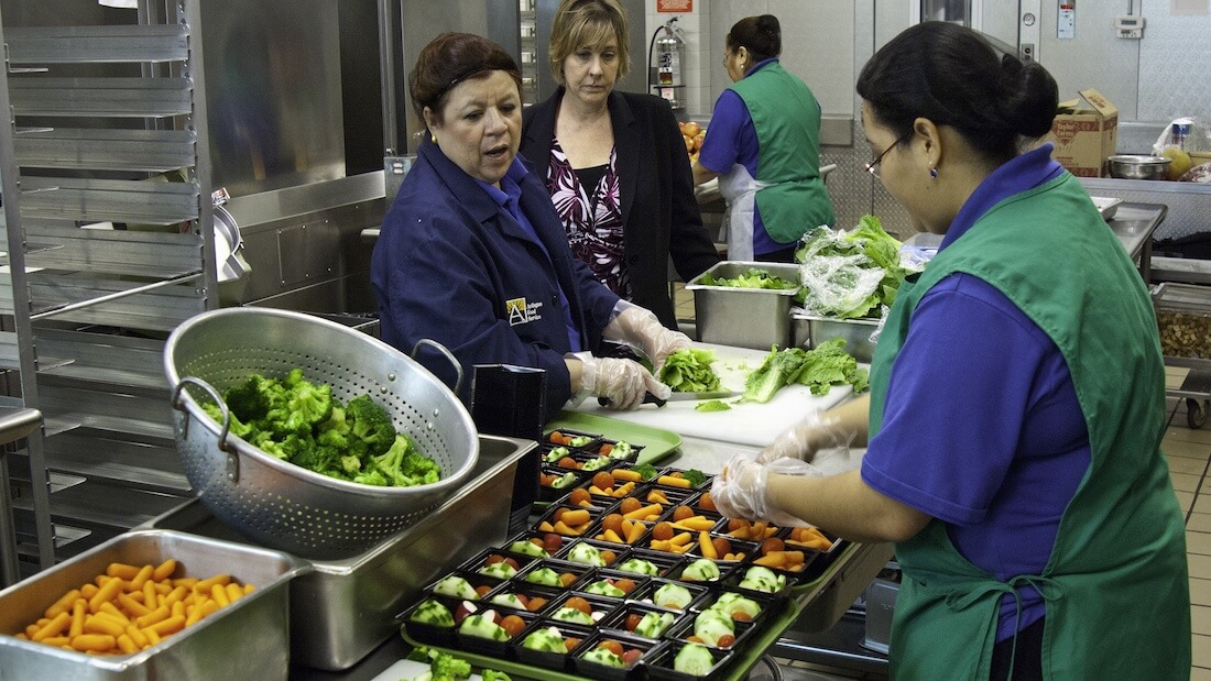 Vegan School Meal Programs from German Nonprofit ProVeg Receive United Nations Climate Change Action Award