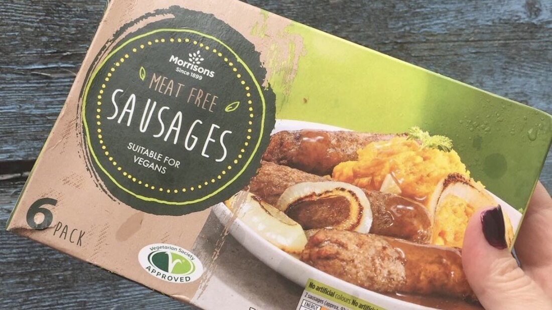 Morrisons to Launch Vegan 'Non Carne' Ready Meals and Plant-Based Cheeses