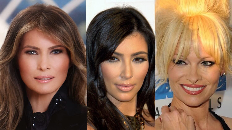 Vegan Celeb Pamela Anderson Is the Reason Melania Trump and Kim Kardashian Ditched Fur