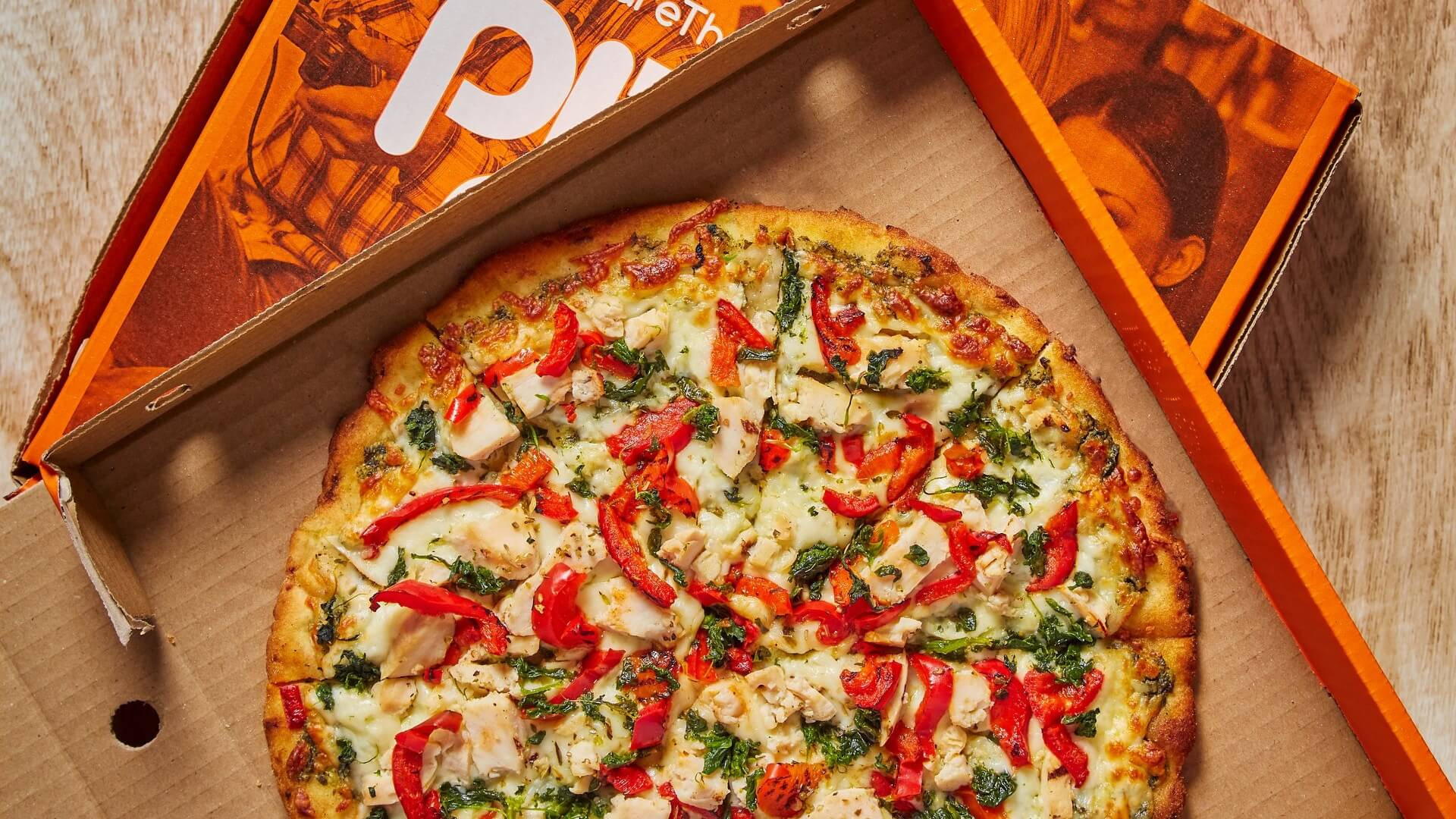 Vegan-Friendly Pizza Chain Expands to 6 New Canadian Locations