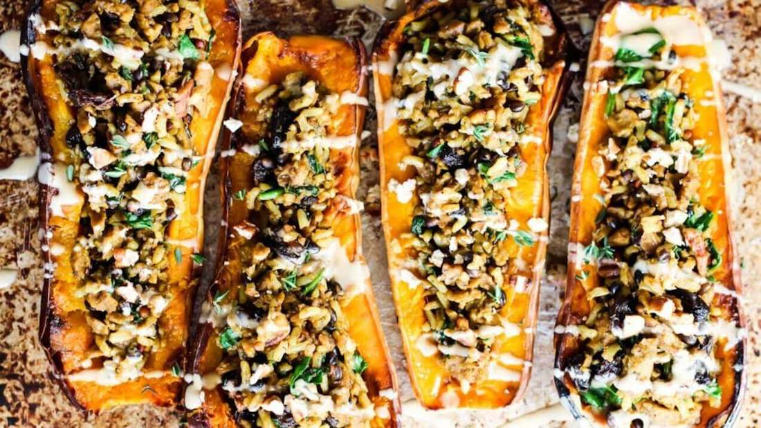 31 Vegan Recipes for a Perfectly Plant-Based October