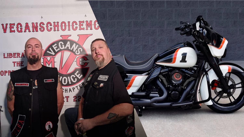 Vegan's Choice Motorcycle Club Debunks All the Macho Myths