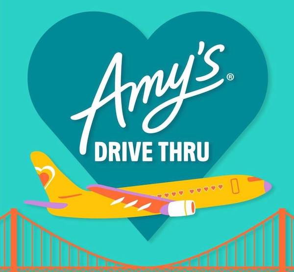 Amy's Drive Thru Opening Vegetarian and Vegan-Friendly Eatery at San Francisco Airport