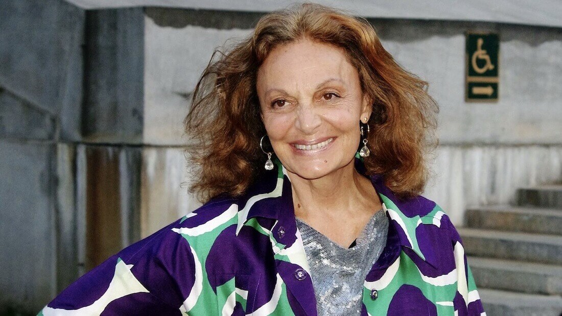 Luxury Designer Diane von Furstenberg Ditches Fur and Angora