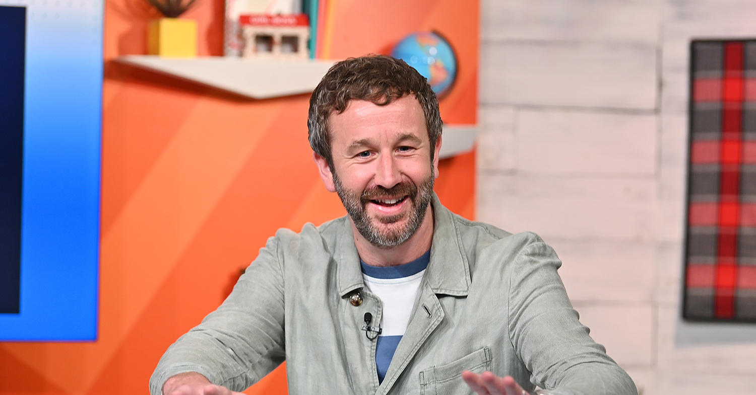 Chris O'Dowd Celebrated His 39th Birthday With a Vegan Cake Made of Social Justice and Rainbows