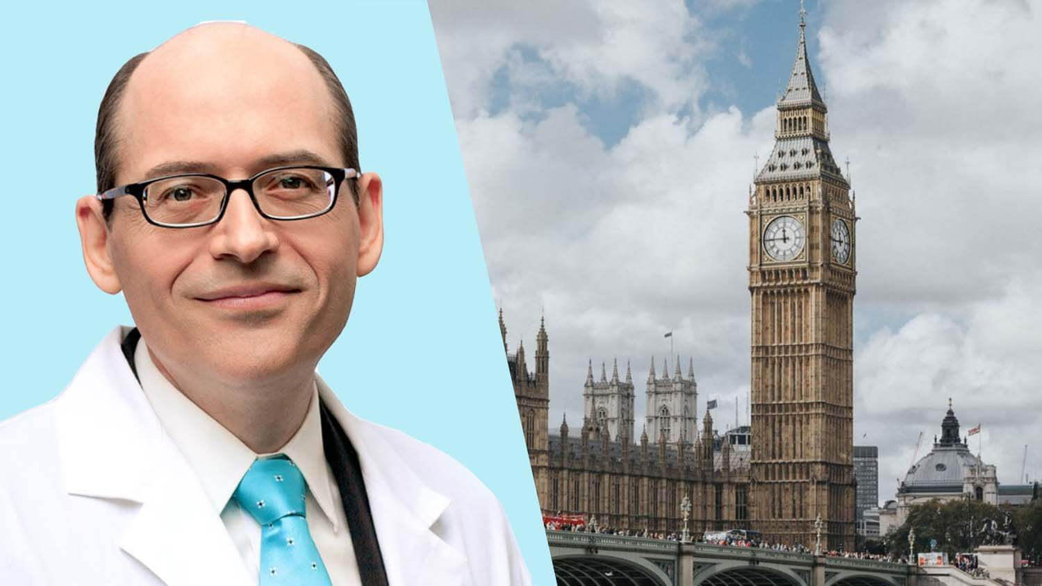 Vegan Doctor Michael Greger to Keynote London Nutrition Conference VegMed
