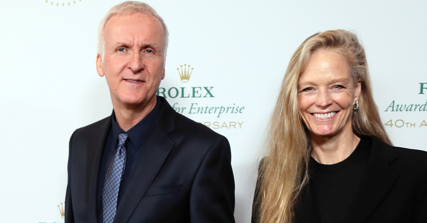 Vegan Filmmaker James Cameron Hosts Book Launch Party for Wife Suzy's 'One Meal a Day'