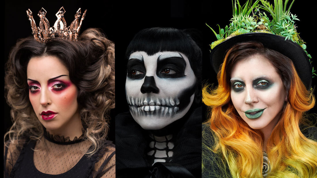 Watch These 3 Vegan Halloween Makeup Tutorials By Kat Von D