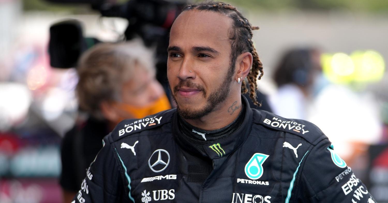 Vegan Formula One Driver Lewis Hamilton Wins the Japan Grand Prix
