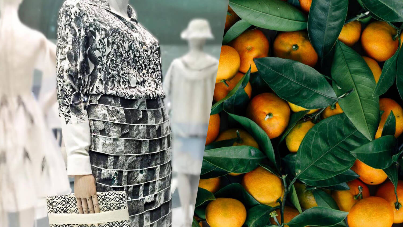 Italy's Orange Fiber Is Making Sustainable Vegan Silk Out of Citrus Fruit