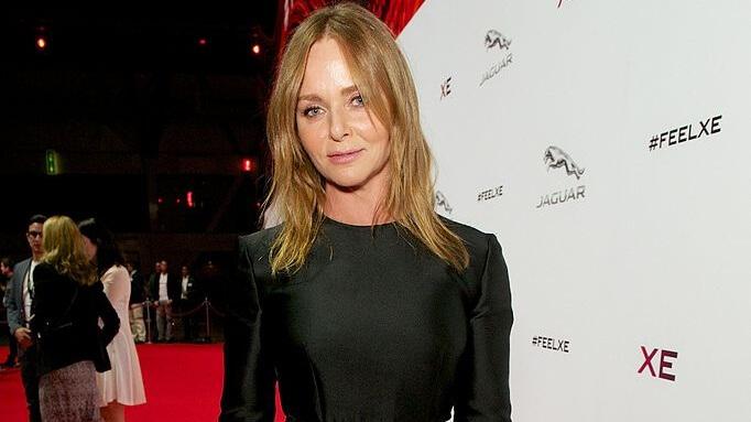Vegan Designer Stella McCartney Hopes For a Leather-Free Fashion Industry