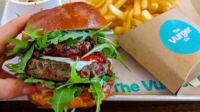 Vegan Fast Food Chain The Vurger Co Set to Expand Globally