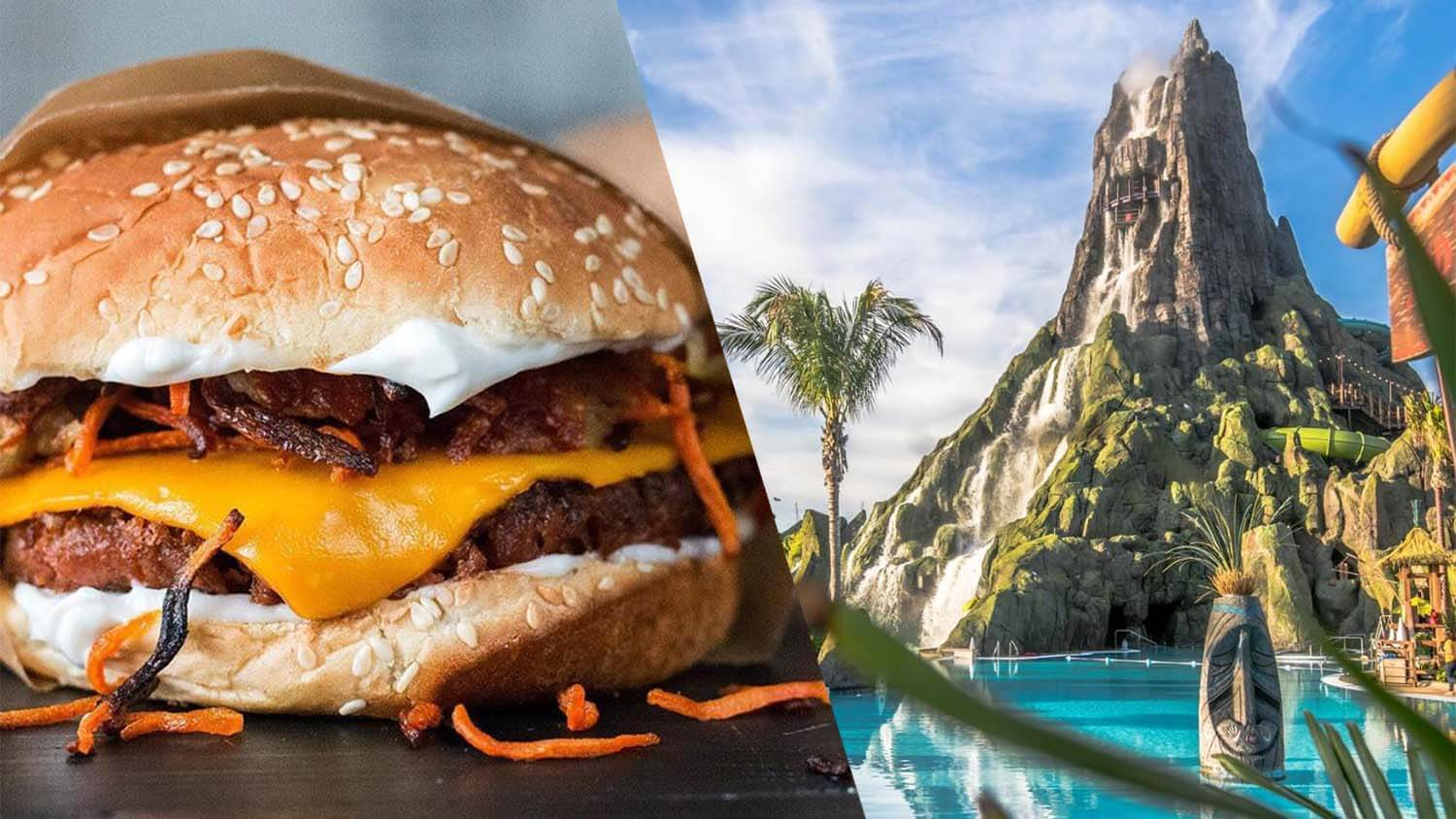 Universal Studios Adds Vegan Options to 7 Restaurants
