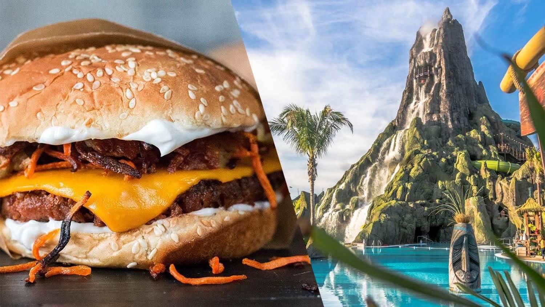 Universal Studios Adds Vegan Options to 7 Restaurants