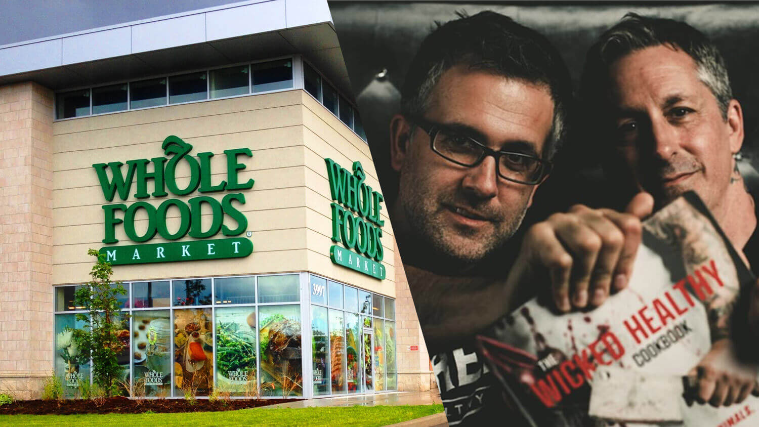 Whole Foods Market to Release Plant-Centered Cookbook With Vegan Wicked Healthy Chefs Chad and Derek Sarno
