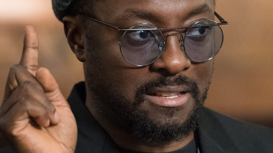 Rapper Will.i.am Wants to Release Vegan Cookbook to Help Fans Get Healthy