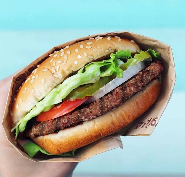 Burger King New Zealand Says It's 'Working On' a Vegan
