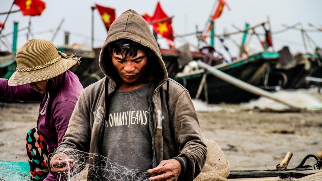 fishing slavery