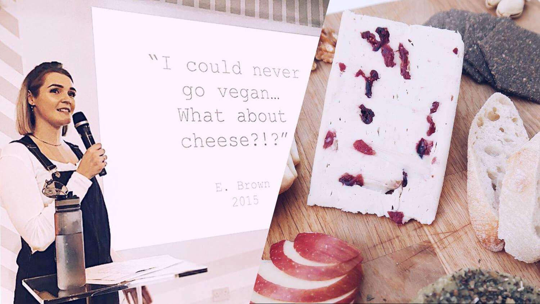 Startup Vegan Cheese Brand Kinda Wins £35k At Bread & Jam Fest, the UK's Biggest Food Founder's Festival