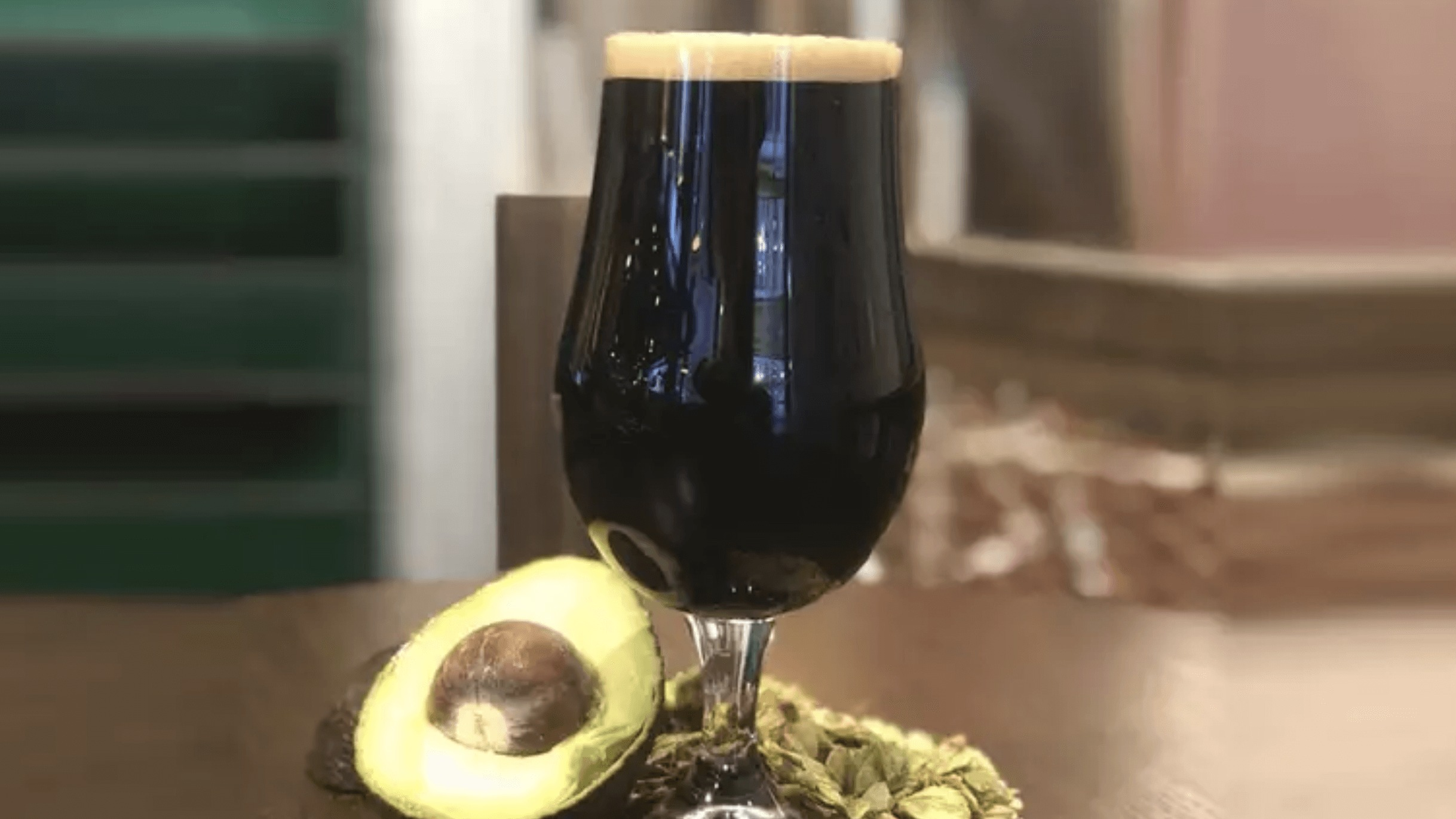 London Pub and Brewery, Long Arm, Launches 'Millennial Stout' Avocado Vegan Beer