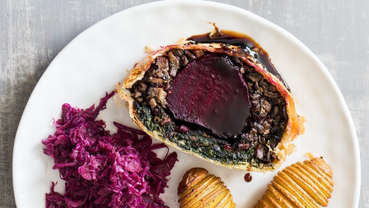 Waitrose Launches Vegan And Vegetarian Christmas Food