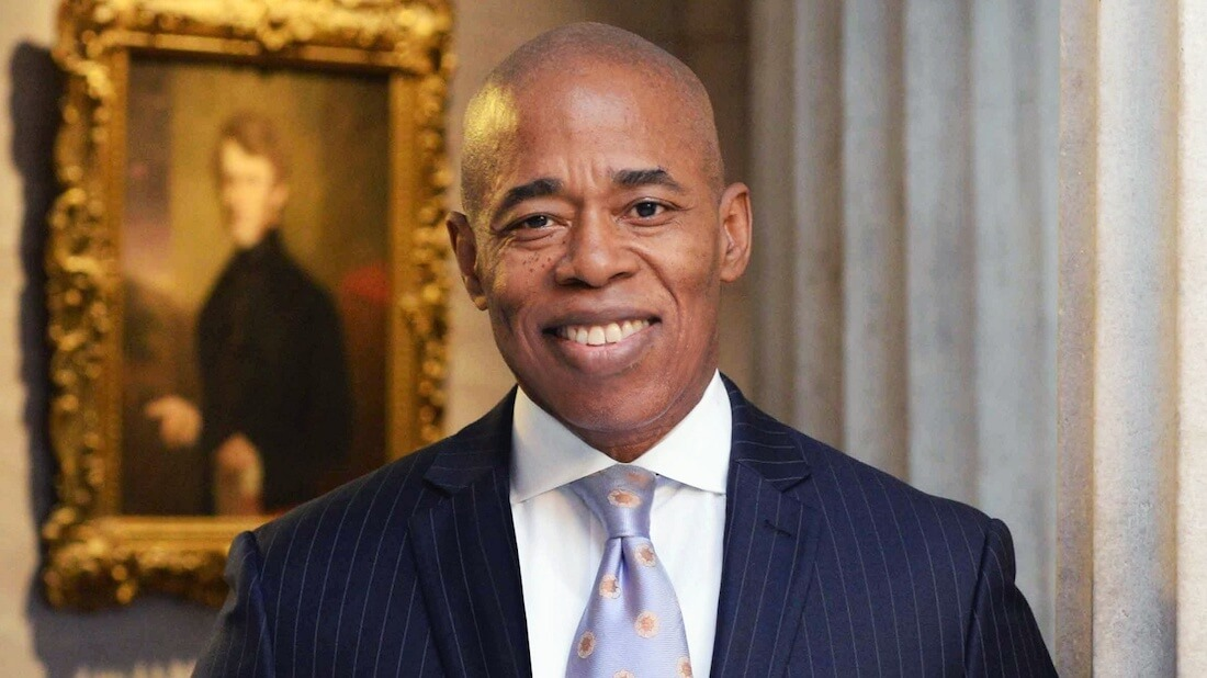 Brooklyn Borough President Eric Adams Featured on Official New York City Vegan Phone Message